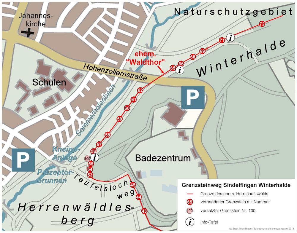 Grenzsteinweg Sindelfingen 1